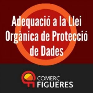 Un associat estalvia fins a 300€ en LOPD amb el servei de Comerç Figueres.