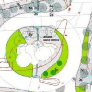 Afectacions previstes per les obres a la Plaça del Sol