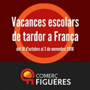 Vacances escolars de tardor a França
