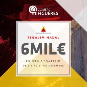 Nova campanya de Nadal 2016: 6000€ en premis!