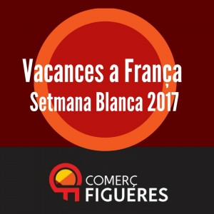 Calendari de les vacances de la Setmana Blanca 2017 de França