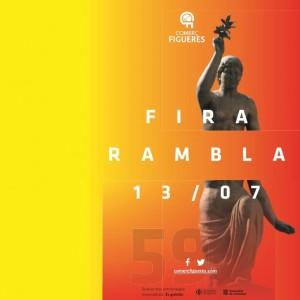 S'obre la inscripció als Fira Rambla d'estiu 2017 a Figueres