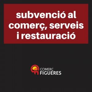 Subvencions pel comerç, serveis i restauració 2017